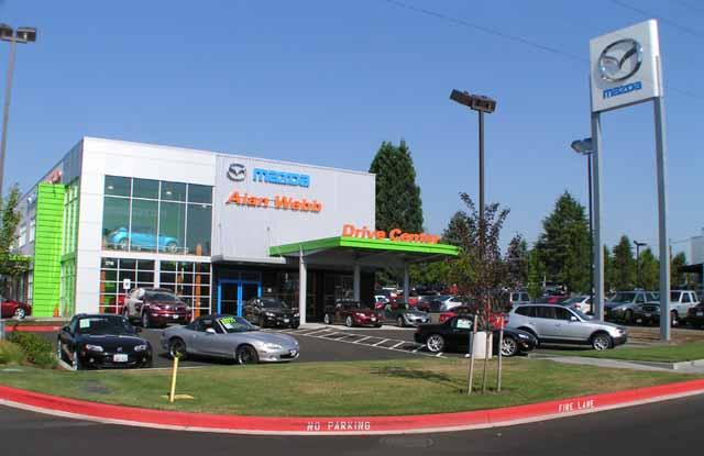 Alan Webb Mazda >> Alan Webb Mazda 3716 Ne 66th Ave Vancouver Wa 98661 Yp Com