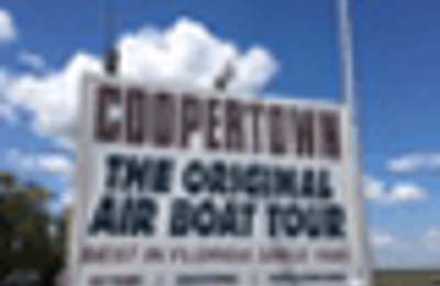 Coopertown Airboat Rides & Restaurant - Miami, FL
