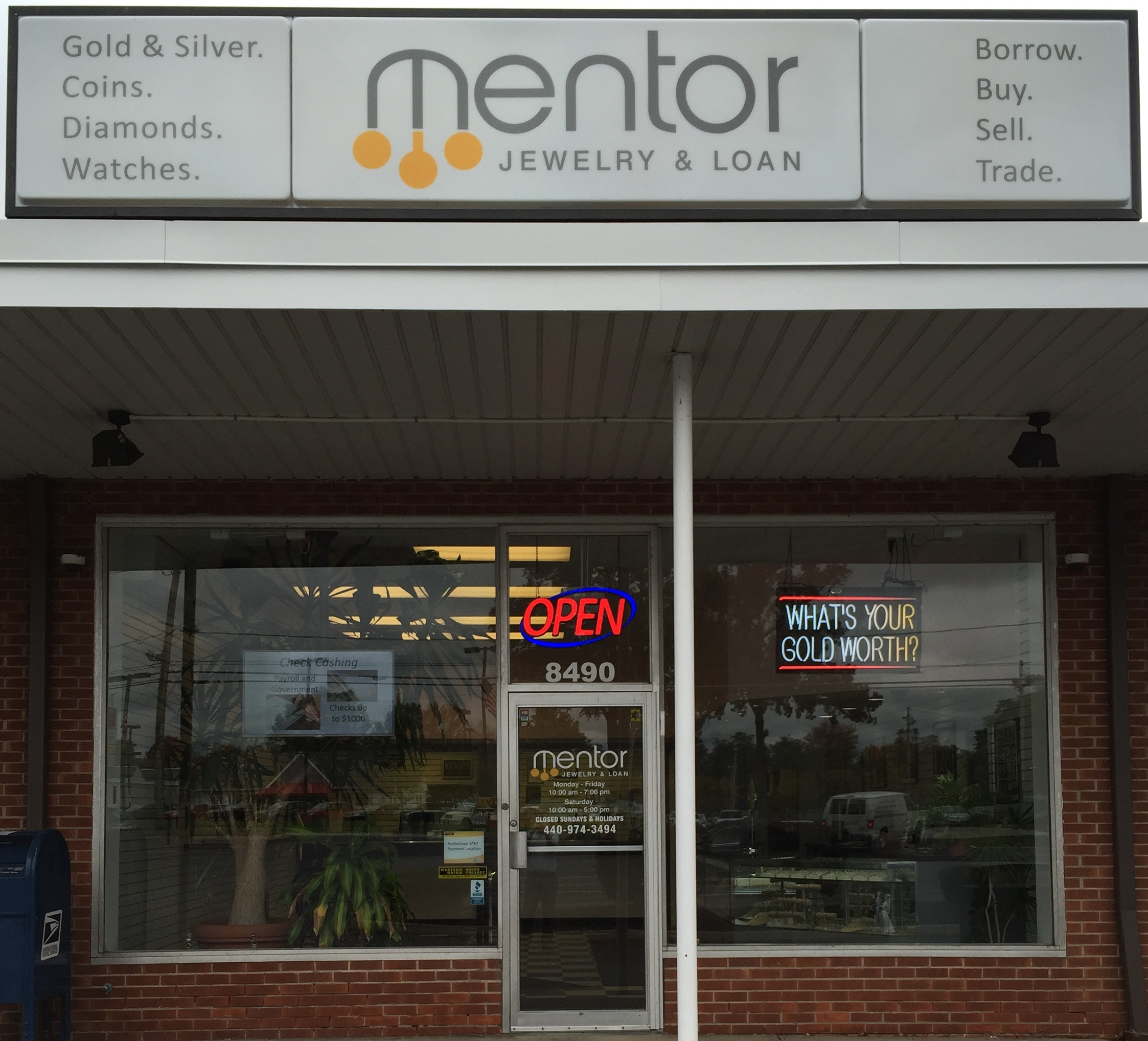 Mentor Jewelry Amp Loan 8490 Mentor Ave Mentor Oh 44060
