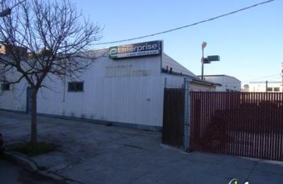 Enterprise Rent-A-Car - San Francisco, CA