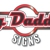 Big Daddy's Signs
