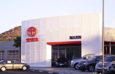 Toyota Marin - San Rafael, CA