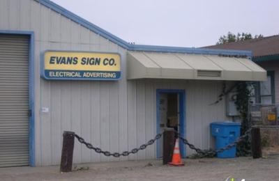 Evans Signs - Vallejo, CA