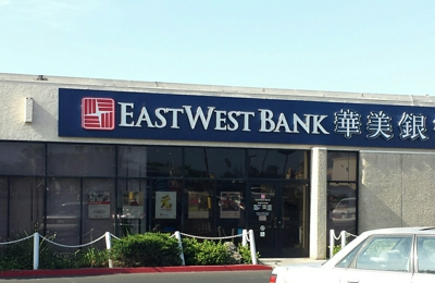 East West Bank - Temple City, CA. Outside