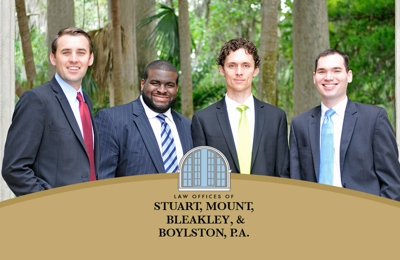 Stuart Mount Bleakley Boylston PA - Orlando, FL