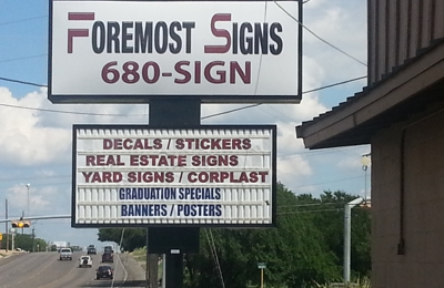 Foremost Signs - Killeen, TX