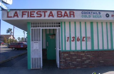La Fiesta Bar - Long Beach, CA