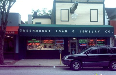 Greenmount Loan & Jewelry Co - Baltimore, MD