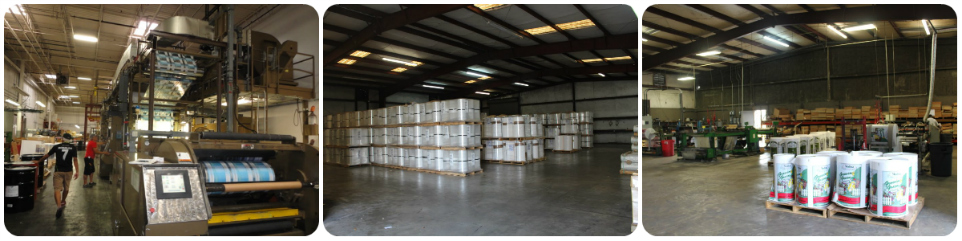 Plastic Bags Manufacturing and Wholesale - Coastal Packaging