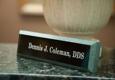 Coleman Dennis J DDS - Davidson, NC