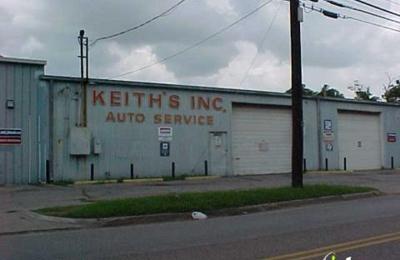 Keith's Auto Service - Houston, TX
