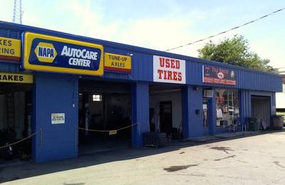Used Tires Greensboro Nc >> Alex Jojo S Full Service Tire Auto 1733 W Gate City Blvd