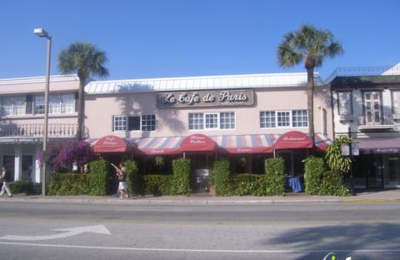 Cafe De Paris - Fort Lauderdale, FL