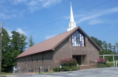 Pine Ridge Baptist Church - Dallas, GA