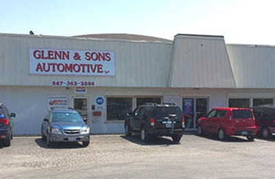 Glenn & Sons Automotive Inc - Libertyville, IL