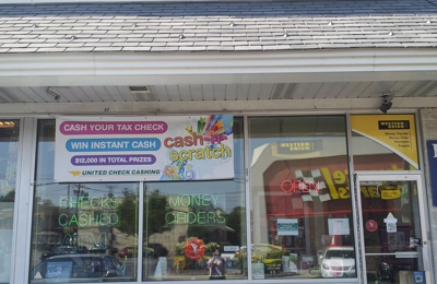 United Check Cashing - Fairview, NJ