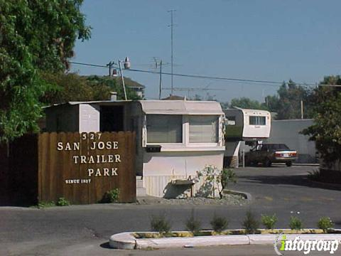 San Jose Trailer Park CA 95116
