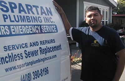 Spartan Plumbing Inc. - San Jose, CA