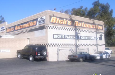 Rick's Automotive Inc. - Granada Hills, CA