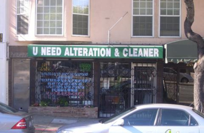 U Need Alterations & Cleaners - San Francisco, CA
