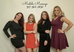 Models massage