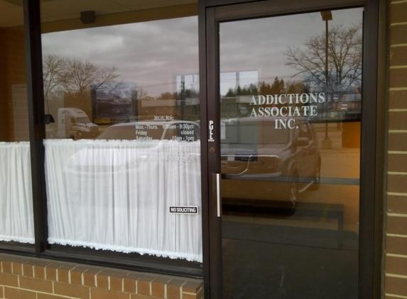 Addictions Associates Therapy Inc. - Libertyville, IL