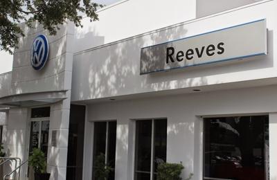 Reeves Volkswagen - Tampa, FL