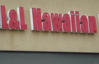 L&L Hawaiian Barbecue - New York, NY