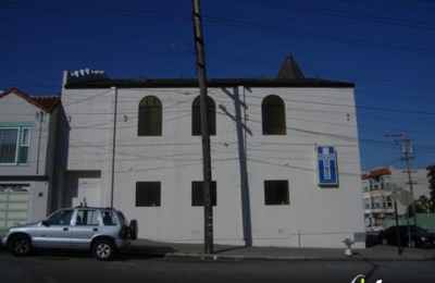 Matthew Zion Baptist Church - San Francisco, CA