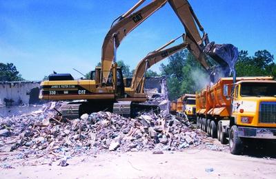 James E. Fulton & Sons Excavating Contractors - Kalamazoo, MI