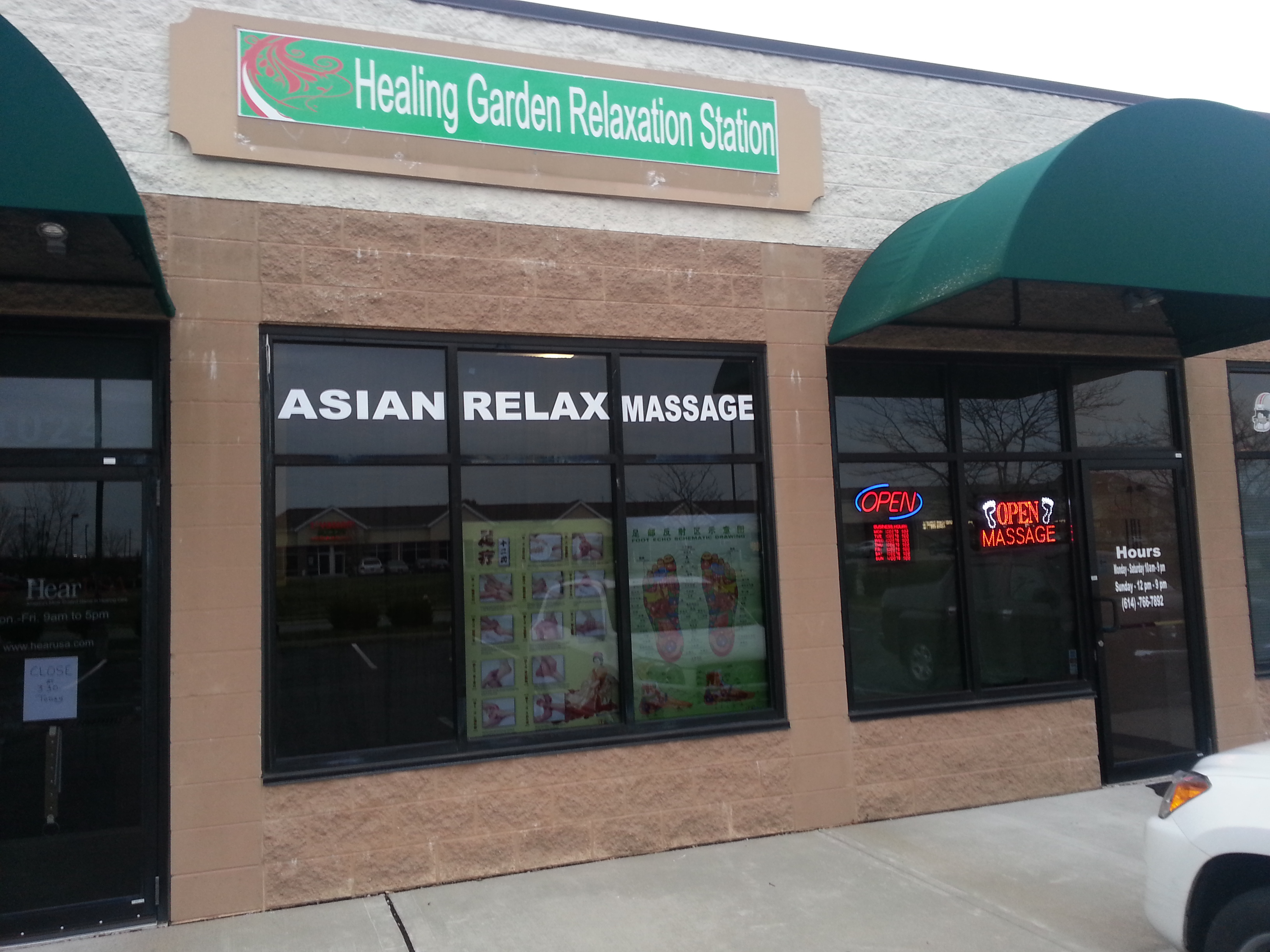 healing garden relaxation station grove city oh 43123 yp com