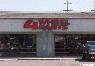 4 Wheel Parts 1900 El Camino Ave Sacramento Ca 95815 Yp Com