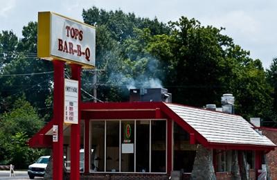 TOPS Bar B Q   Memphis, TN