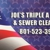 Joe's AAA Drain and Sewer Cleaning