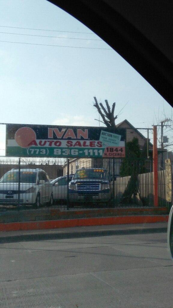 Ivan Auto Sales 1844 N Cicero Ave, Chicago, IL 60639 - YP.com