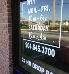 Eyeglass Repair Of Jacksonville - Jacksonville, FL. Repairs While U Wait...