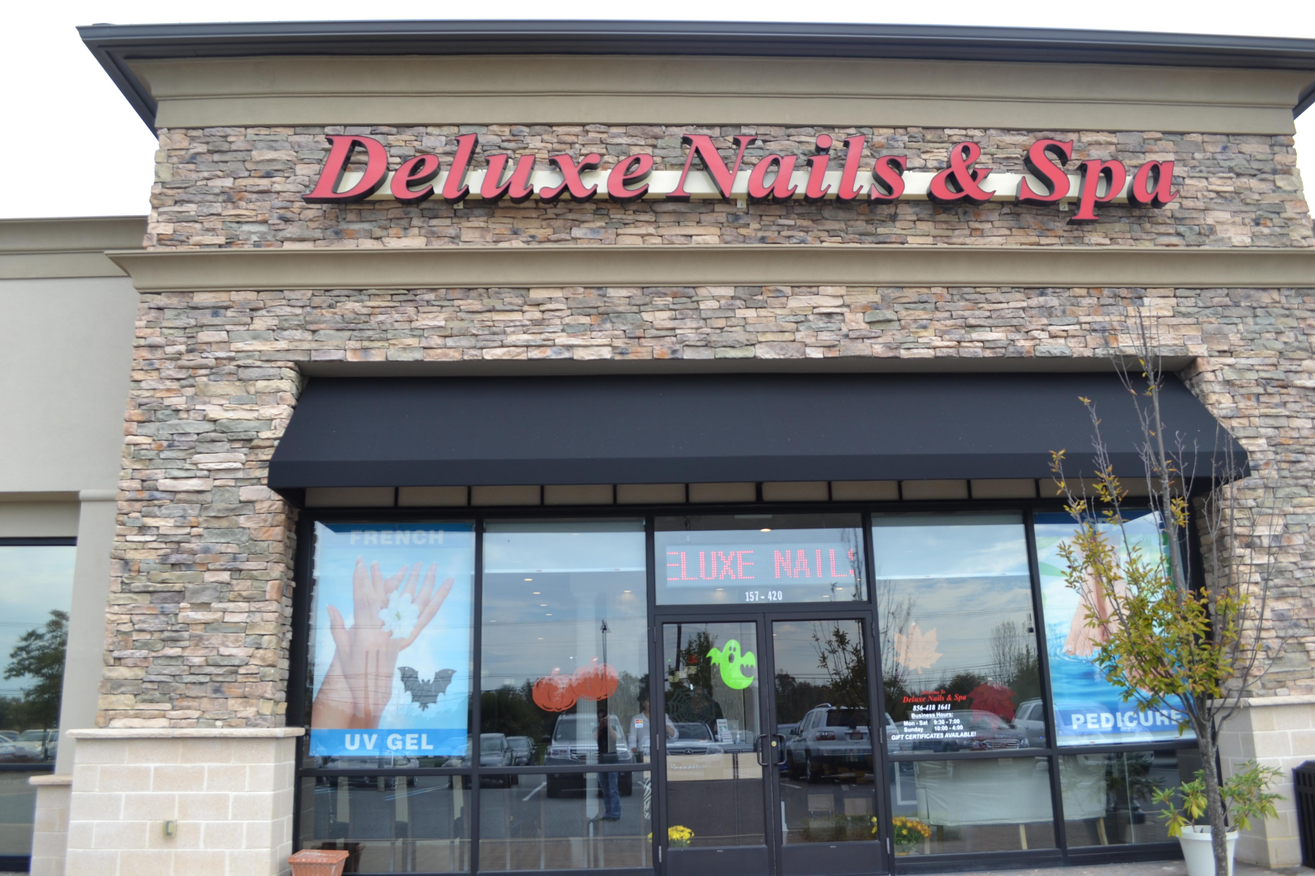 Deluxe Nail & Spa 157 Bridgeton Pike Ste 420, Mullica Hill, NJ 08062 ...