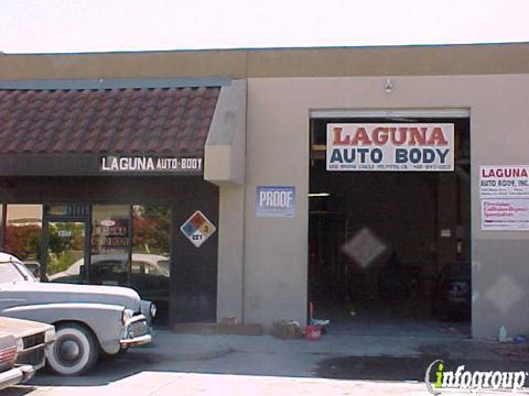 Laguna Auto Body 1351 Minnis Cir Milpitas Ca 95035 Yp Com
