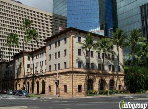 Robert C Smelker Assoc - Honolulu, HI