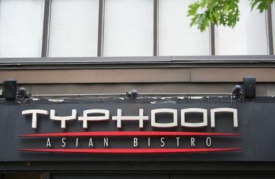 Typhoon Asian Bistro - Boston, MA