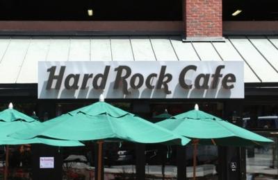 Hard Rock Cafe - Boston, MA