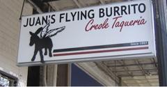 Juans Flying Burrito - New Orleans, LA