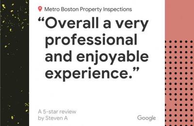 Metro Boston Property Inspections - Boston, MA