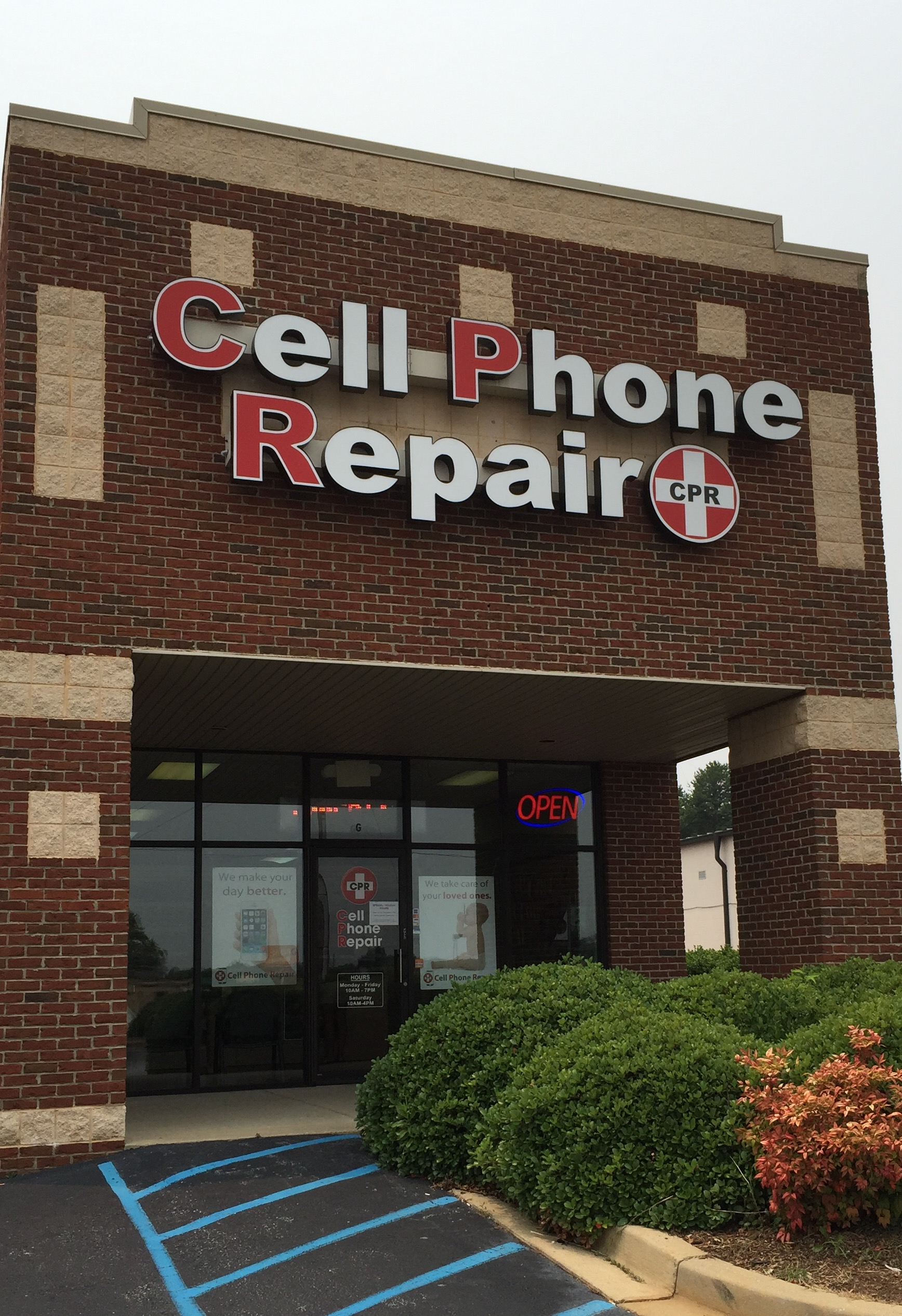 Cpr Cell Phone Repair Greenville 1618 Woodruff Rd Greenville Sc