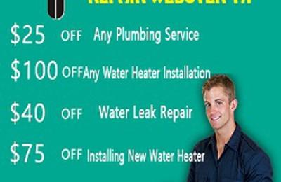Water Heater Repair Webster TX - Webster, TX