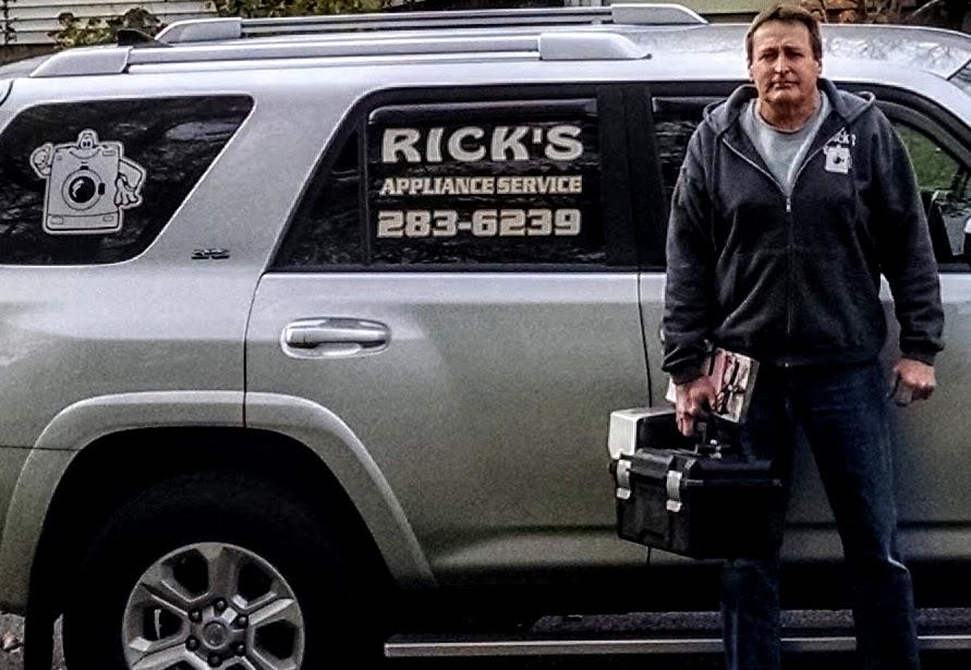 Rick S Appliance Service Niagara Falls Ny 14304 Yp Com