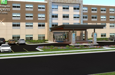 Holiday Inn Express & Suites Lake Havasu - London Bridge - Lake Havasu City, AZ