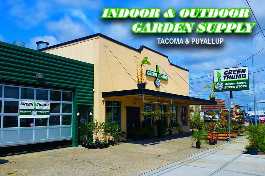 Beau Green Thumb Indoor Garden Supply 6240 S Tacoma Way, Tacoma, WA 98409    YP.com