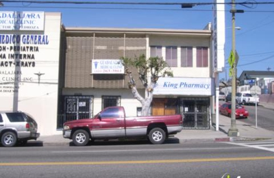 King Pharmacy Inc 2707 Whittier Blvd, Los Angeles, CA 90023