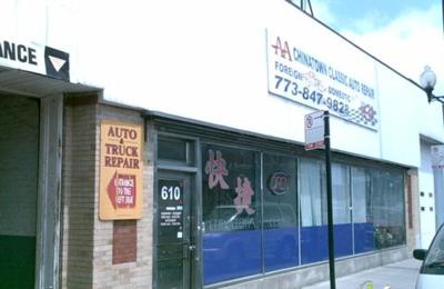 Chinatown Classic Auto Repair - Chicago, IL